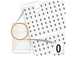 Jumbo Wire Marker Cards