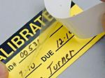 Self-Lam Inspection Labels