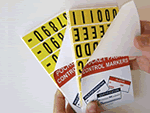 HandyPacks of Digits and Letter